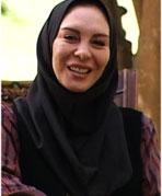 عکس های جدید افسانه بایگان در برنامه خوشا شیراز
