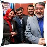 تصاویر دیدار وزیر کشور با بازیگران و سینماگران در خانه سینما