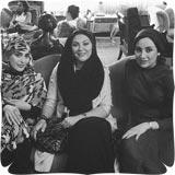 چند عکس از جشنواره فیلم اربیل با حضور بازیگران ایرانی